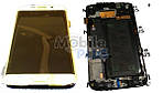 Samsung SM-G925F Galaxy S6 Edge Дисплейный модуль с сенсором, White, original (PN:GH97-17162B)