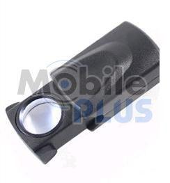 Лупа ручная черная с LED подсветкой MG21008 (Линза)