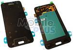 Samsung J500 Galaxy J5 Дисплейный модуль (дисплей с тачскрином), Black, original (PN:GH97-17667B)