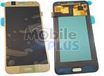 Samsung J700 Galaxy J7 Дисплейный модуль (дисплей с тачскрином), Gold, original (PN:GH97-17670B)