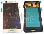 Samsung J700 Galaxy J7 Дисплейный модуль (дисплей с тачскрином), White, original (PN:GH97-17670A)