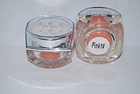 Гель цветной YRE-04-Pink1, гель квадратная банка 15г, гелевое наращивание