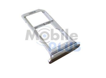 Samsung SM-G935FD Galaxy S7 Edge Держатель SIM (2-SIM), Gold, original (PN:GH98-39126C)