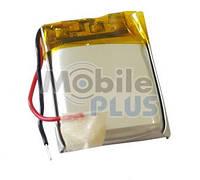 Аккумулятор с контроллером универсальный 25mm * 20mm * 4mm (Li-ion, 3,7V, 200 mAh)