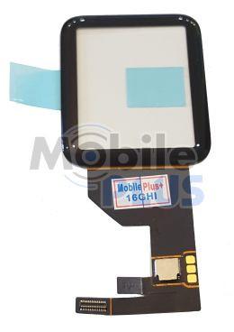 Сенсорный экран со стеклом Apple Watch Black (42mm)