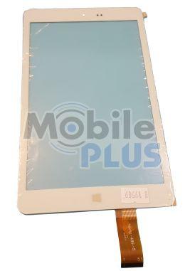 Сенсорный экран (тачскрин) для планшета 8 дюймов Chuwi Hi8 (Model: PB80JG2296) White