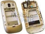 Nokia 302 Средняя часть корпуса, Golden Light, original (PN:0259370)