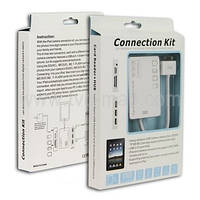 IPad Camera Connection Kit + USB HUB