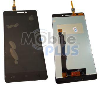 Дисплей для Lenovo A7000 (1280 * 720) с сенсорным экраном Black