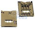 Разъем SIM-карты Asus ZE551 ZenFone 2