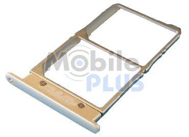 Держатель Sim-карты (holder) Lenovo S90t Gold