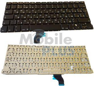 Клавиатура для ноутбука MacBook A1502 Black