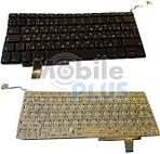 Клавиатура для ноутбука MacBook A1297 Black