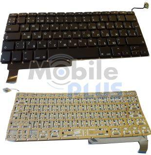 Клавиатура для ноутбука MacBook A1286 Black