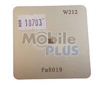 Трафарет BGA для iPhone 6 PM8019 (W212)