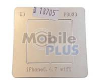 Трафарет BGA для iPhone 6 Wifi (P3033)