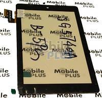 Сенсорный экран (тачскрин) для планшета 7 дюймов Prestigio 3007 7,0 Rider (Model: SG5740A-FPC v5-1) без выреза под динамик