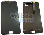 Дисплей (LCD) для Meizu MX 4 Pro (M462) з сенсорним екраном Black