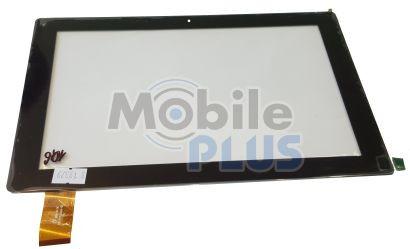 Сенсорный экран (тачскрин) для планшета 10,6 дюймов Irbis TW31 Windows 10 (Model: FPC-FC101JS124-03) Black