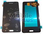 Samsung J510 Galaxy J5 2016 Дисплейний модуль (дисплей з тачскріном), Black, оригінал, GH97-19466B