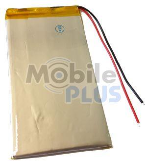 Аккумулятор с контроллером универсальный 105mm * 55mm * 4mm (Li-ion, 3.7V, 2100 mAh)