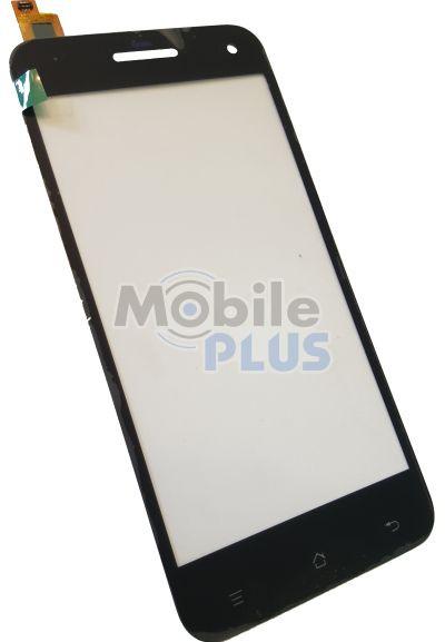 Сенсорный экран (тачскрин) для телефона Gsmart Guru Black