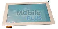 "Сенсорный экран (тачскрин) для планшета 10.1"" GoClever QUANTUM 1010 Mobile Pro (Model: MB1019S5 HOTATOUCH HC261159B1) White"