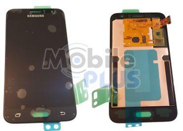 Samsung J120 Galaxy J1 2016 Дисплейный модуль (дисплей с тачскрином), Black, original (PN:GH97-18224C)