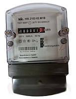 Счетчик электроэнергии однофазный НИК (NIK) 2102-02 М1В 5(60)А