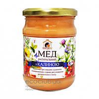 Мед с калиной Пасека Правильный мед 250мл