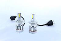 Led лампы для автомобиля UKC Car Led H4 c цоколем  33W 4500-5000K 3000LM CAR LED headlight, фото 1