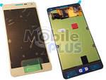 Samsung SM-A500F Galaxy A5 Дисплейный модуль c сенсорным экраном, Gold, original (PN:GH97-16679F)