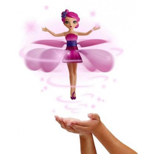 Лялька Літаюча Фея Flying Fairy Летить за рукою, чарівна фея