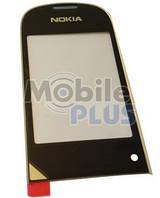 Nokia 3710f Защитное стекло внутреннего дисплея, Black, original (PN:0254023)