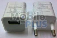 Сетевое зарядное устройство для Apple iPhone 3G, 3GSwhite (кубик)
