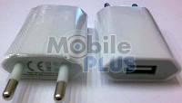 Сетевое зарядное устройство для Apple iPhone 4, 4S, 5, 5S White