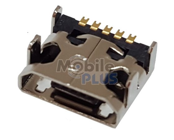 Разъем MicroUSB LG E405, E400, E440, E445, E612, P705, P880, original (PN:EAG64350501)
