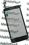Сенсорний екран (тачскрін) для Alcatel One Touch 5035X, 5035D X'Pop Black