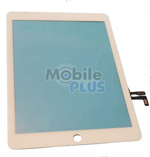 Сенсорный экран со стеклом (Touchscreen + Len) iPad Air White