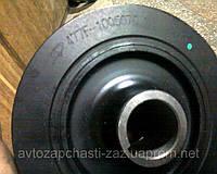 Шків колінвалу Forza 477f-1005070. Оригинальный шкив коленчатого вала Chery Forza. Шкив к/вала Форза