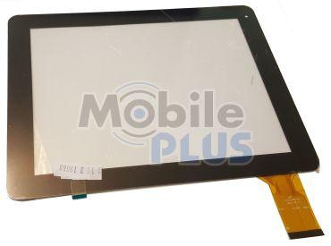 Сенсорный экран (тачскрин) для планшета 9,7 дюймов Assistant AP-109 (Model: QSD E-C97055-02) Black