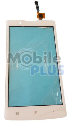 Сенсорный экран (тачскрин) для Lenovo A2010 White