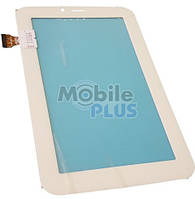 Сенсорный экран (тачскрин) для планшета 7 дюймов Sanei N70 3G (Model: TPC-0649) White