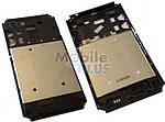 Sony D2212 Xperia E3 Dual Крышка аккумулятора, Black, original (PN:A/402-59120-0002)