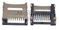 Разъем MicroSD Fly Ezzy Trendy 2, original, (PN:01.12.110843)