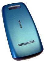 Nokia 305, 306 Панель аккумулятора, Midnight Blue, original (PN:0259034)