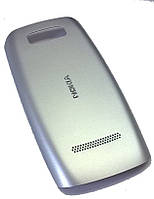Nokia 305, 306 Панель аккумулятора, Silver White, original (PN:0258988)