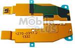 Sony C6802, C6806, C6833, XL39H Шлейф для роз'єму MicroUSB, original (PN:1270-0317)