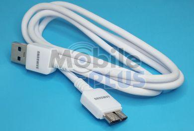 Дата кабель micro-USB 3,0 для Samsung Note 3, SM-N900 (Model: ECB-DU4AW) White