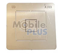 Трафарет BGA для Samsung Note 3, N9005 CPU (A103)